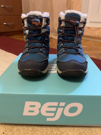 Зимние сапожки Bejo 26р для мальчика