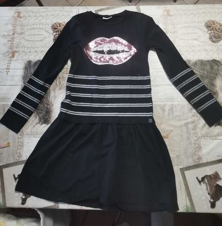 Sukienka cocodrillo