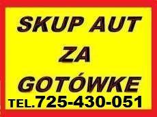 SKUP AUT Osobowe Dostawcze Terenowe KAŻDE !! AuTo SKUP NR1 Małopolska