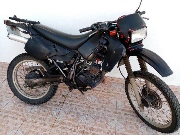 Mota Honda CRM 50