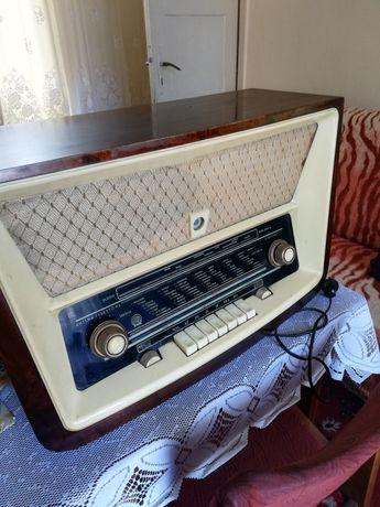 Stare radio lampowe ZRK