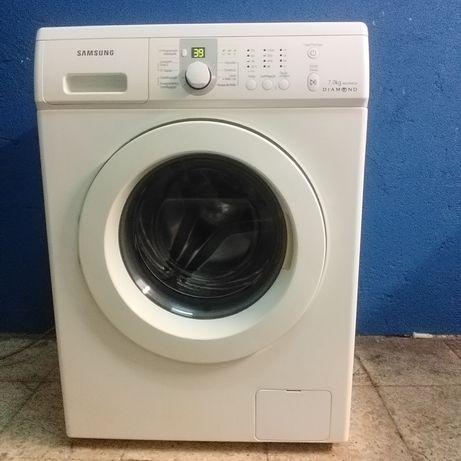 Máquina lavar roupa Samsung 7kg com display digital, entrego