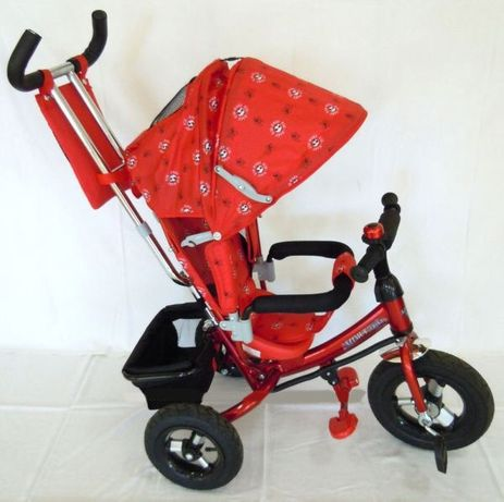 Трехколесный велосипед Azimut Air Lamborghini Red б/у