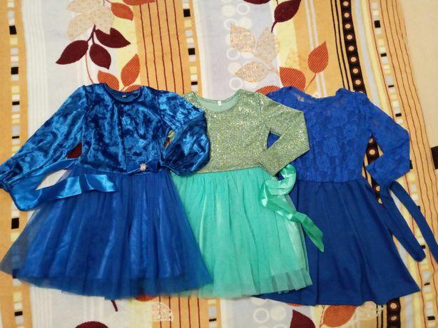 Плаття святкові по 80 грн