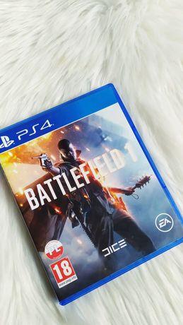 Gra na PlayStation 4 Battlefield 1 używana