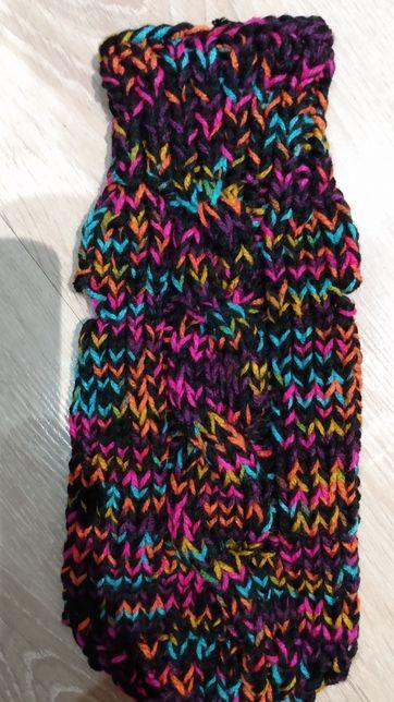 Nowy sweterek ubranko dla psa lub kota