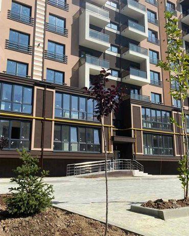 1 кімнатна квартира 38 м²+балкон,вул. Лінтура біля парку, будинок здан