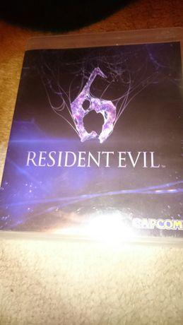 Resident Evil 6 PlayStation 3 PL