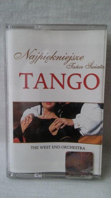 Kaseta magnetofonowa Najpiękniejsze tańce Świata Tango