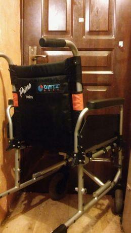 Wózek Inwalidzki DIETZ Primo Basico