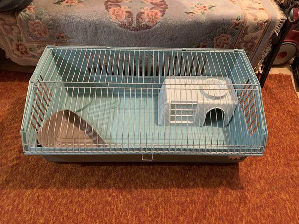 Клетка Ferplast Caviе для кроликів і морських свинок 100•50