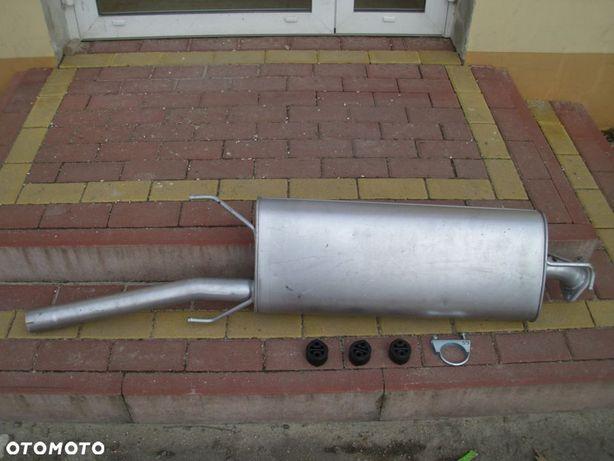 Tłumik środkowy Toyota Rav 4 2.0-2.4 2005-2008 KPL