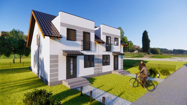 Dom 100m2 w Mosinie. Bezpośrednio od developera! Ostatni segment