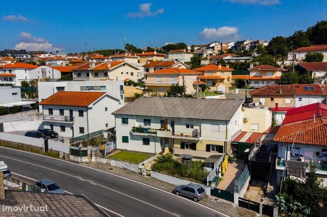 Andar Moradia c/84 m2 em Lomar, Braga!