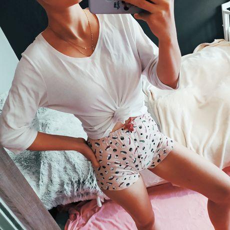 Bluzeczka biała Marks & Spencer
