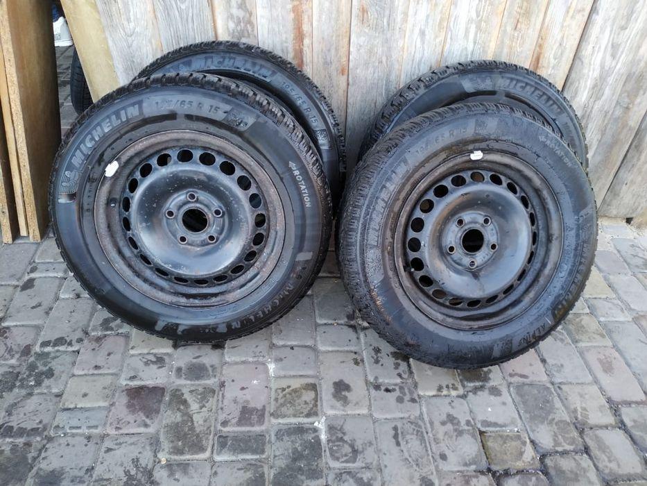 Продам зимові колеса на дисках Куликово - изображение 1