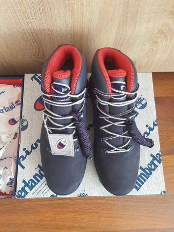 Nowe buty Timberland X Champion Word Hiker