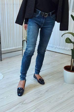 Spodnie Jeansy PEPE JEANS W25/L r. S