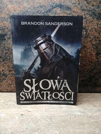 Słowa Światłości Brandon Sanderson