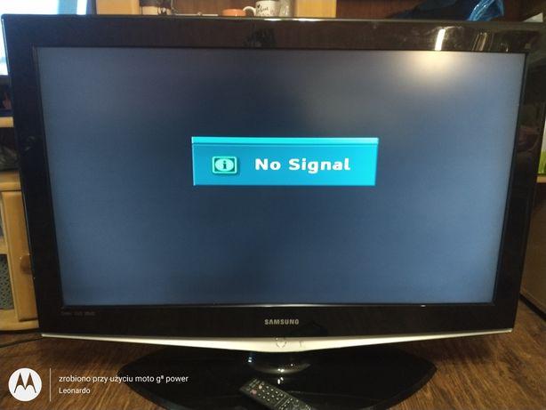 """TV LCD Samsung 37"""" z pilotem"""