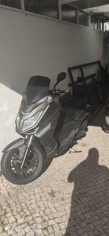 Scooter 125cc Goes T-Max *NOVA*