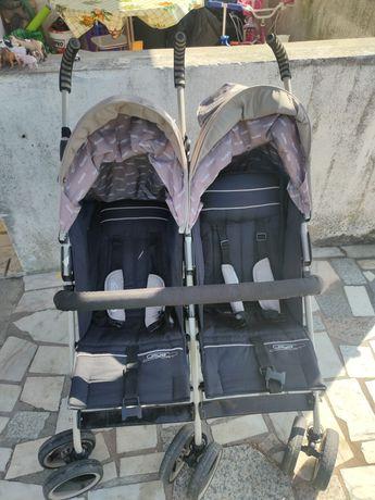 Carrinho bebé gémeos