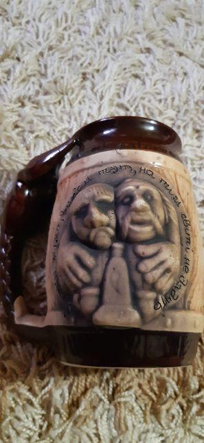 Чашка подарочная для кума