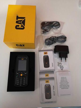 Super-odporny, budowlany telefon CAT B25 IP67