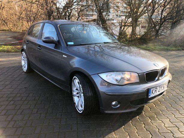 BMW e87 118d z 2006r bezawaryjny silnik M47n2,