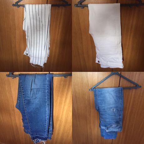 Calças e calções