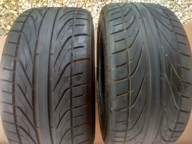 2 Pneus Dunlop 265 / 40 R17 96w