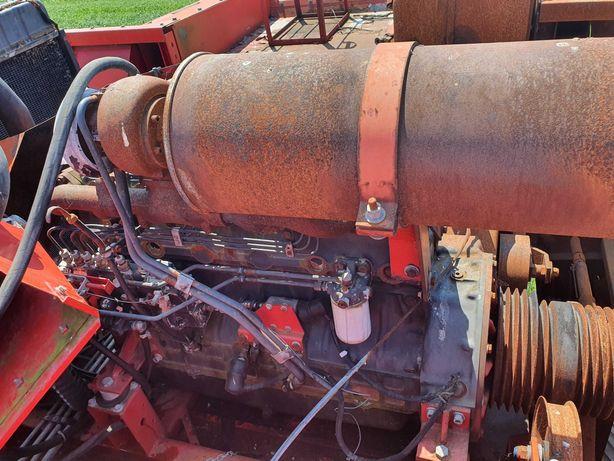 Silnik Valmet 612 Massey ferguson 36, 34 kombajn dronningborg