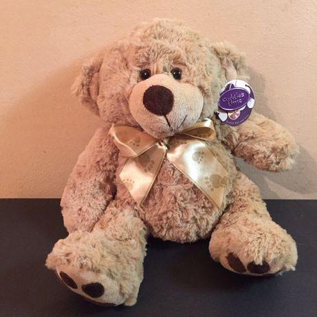 Новий мягкий подарунковий ведмедик