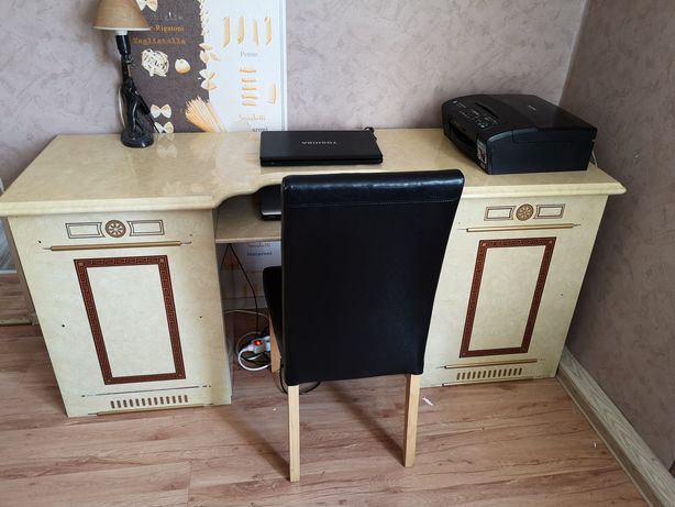 Biurko Regal komputerowy Sekretarzyk Szafa