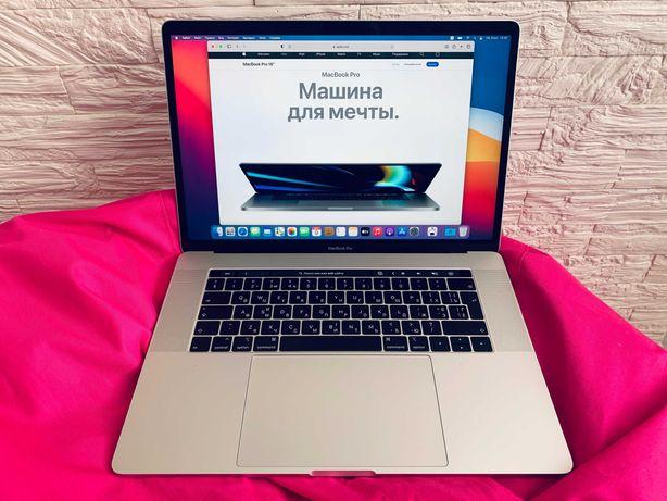 MacBook Pro 15 2018 Core i7 2,6 • 16GB • SSD 512 • Pro 560X 4GB A1990