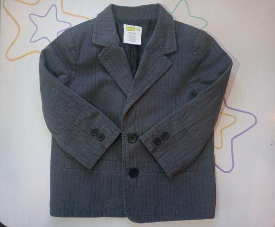 Пиджак 2-3 года, рост 98см