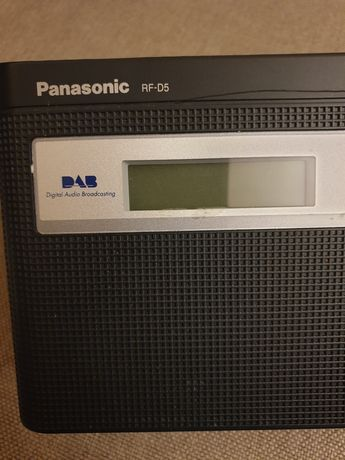 Radio budzik Panasonic RF-D5