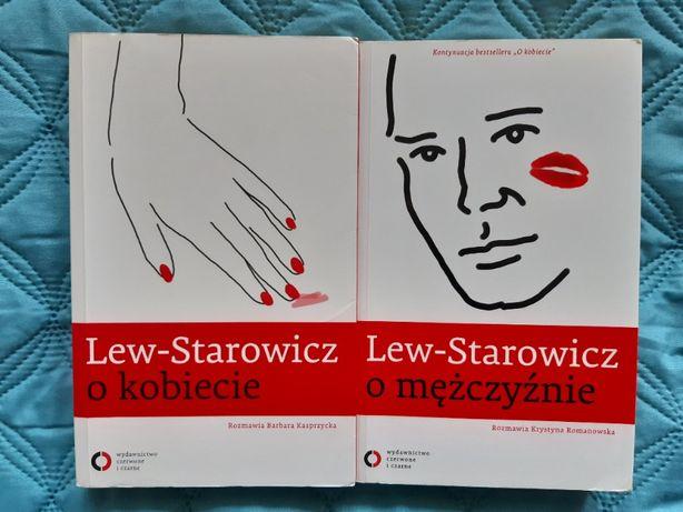 """Lew-Starowicz: """"O kobiecie"""", """"O mężczyźnie"""". Super stan!"""