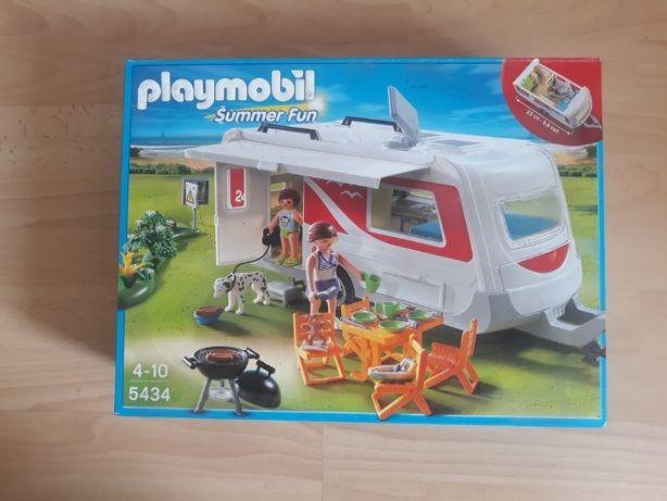 Playmobil 5434 summer fun przyczepa kempingowa NOWE klocki zabawki