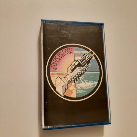 Pink Floyd Wish you were here kaseta