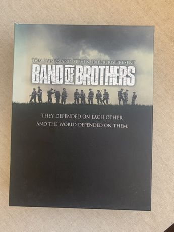 Brother of Arms 6 DVDs