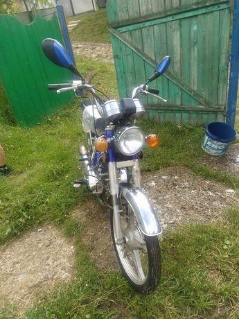 Продаю мотоцикл, дельта 50л