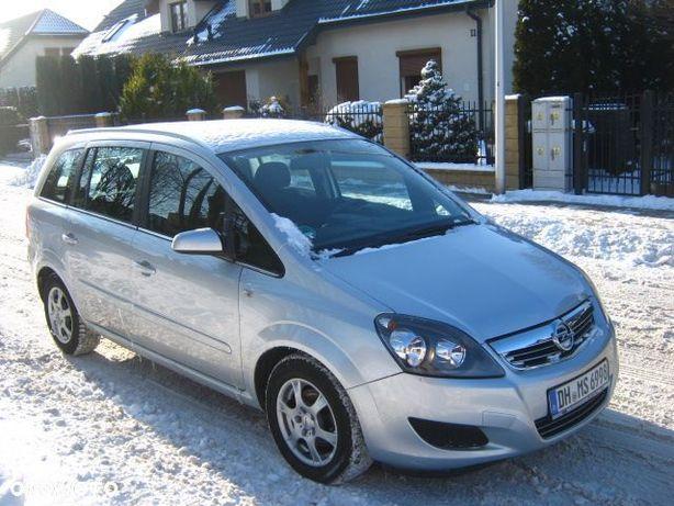 Opel Zafira Opel Zafira 1.6 benz. 7 OSÓB CLIMATRONIK 2008r