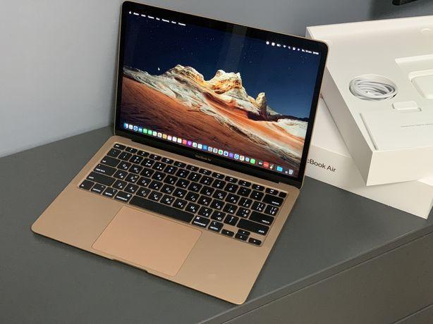 Идеал Apple MacBook Air 2020 Retina Gold. С коробом и комплектом!