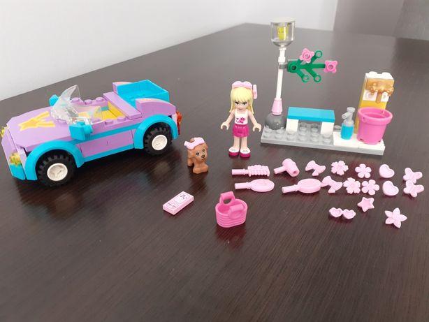 Lego Friends 3183 Kabriolet Stephanie +instrukcja