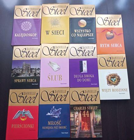 Danielle Steel, zestaw 11 książek
