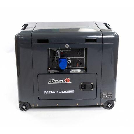Генератор дизель в шумкожусі MATARI MDA 7000SE 5кВт+самозапуск 9000грн