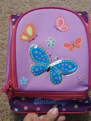 Рюкзачок для маленькой девочки, или в садик