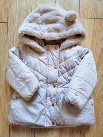 Płaszcz płaszczyk kurtka rozmiar 12 /18 miesięcy