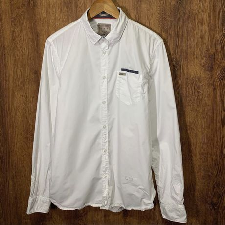 Рубашка GUESS размер M-L. 100% Оригинал.
